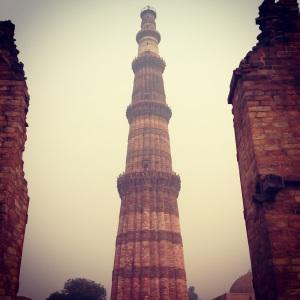 Qutb Minar © Ayesha Sindhu 2013